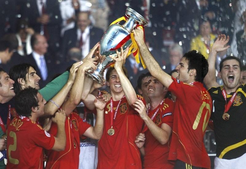 Recordando la Eurocopa 2008