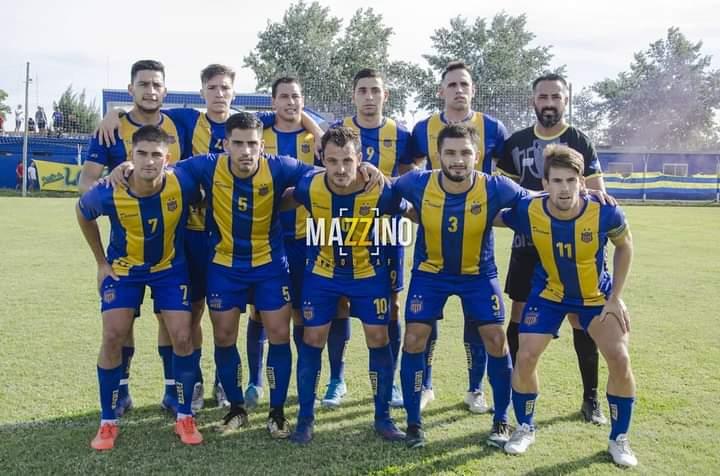 El equipo del 2021.