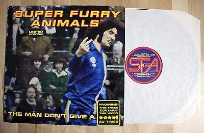La tapa de Super Furry Animals
