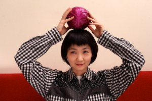 "Mina Nishimura in ""Princess Cabbage"" (photo courtesy of the artist)"