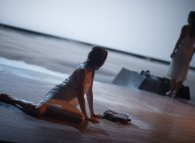 "Images from dress rehearsal for Toneelgroep Amsterdam's ""After the Rehearsal / Persona""  Photo © Jacques-Jean Tiziou"