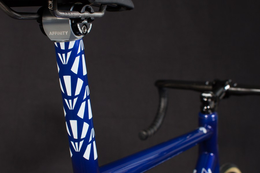 Affinity Cycles Anthem Detail 6