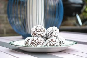 Swedish Chokladbollar