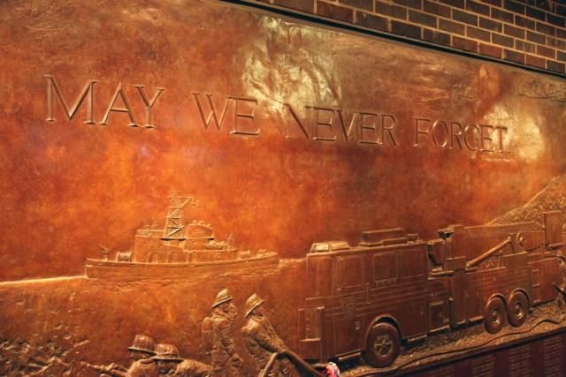 9/11 Fireman Memorial