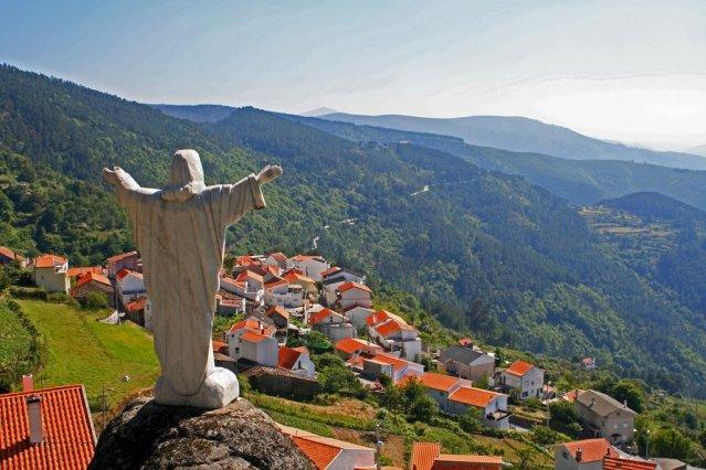 Serra de Estrela, Portugal