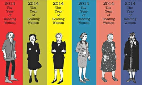 Noteworthy: #ReadWomen2014