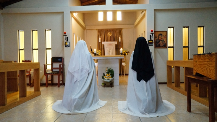 Faith is a Foreign Country: Looking for Counterculture in a Cloistered Monastery