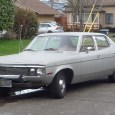 (first posted 9/11/2013) By the early seventies, AMC's Matador and Ambassador were the equivalent of the Studebaker Lark ten years earlier: you just knew they were not long for this […]