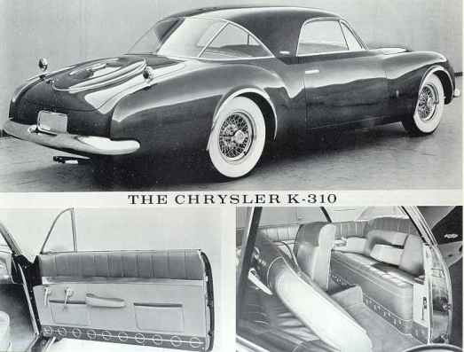 Chrysler K 310-05