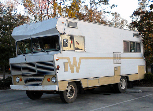 curbside classic 1968 winnebago f 17 the model t of