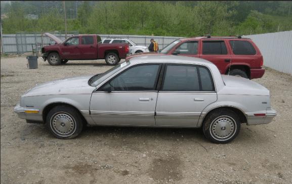 Buick Skylark 1987