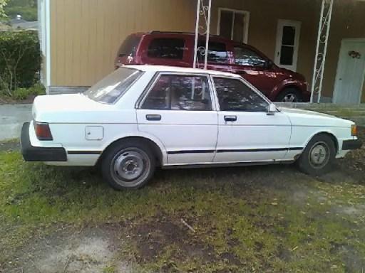 Nissan 1983 Maxima