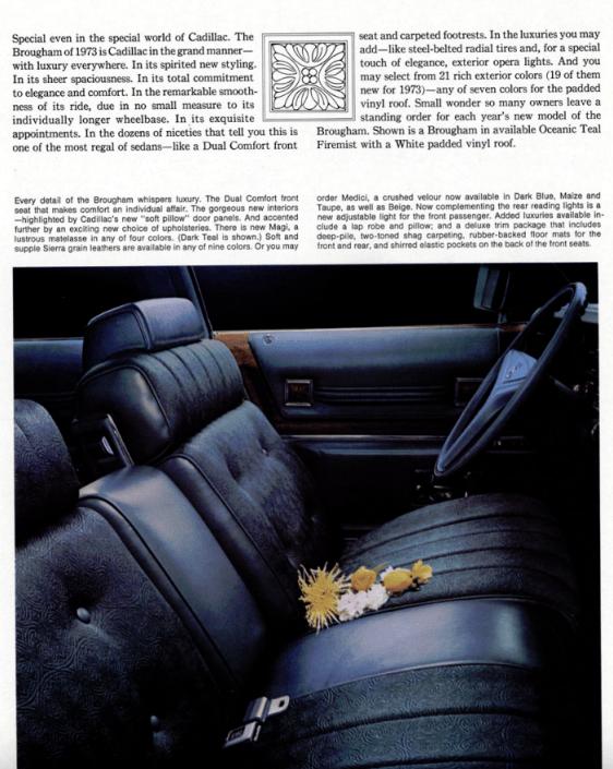 Cadillac 1973 magi