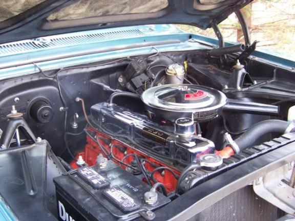 Chevrolet 230 six 1964