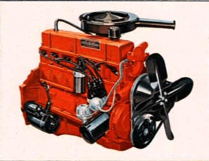Chevrolet turbo thrift six