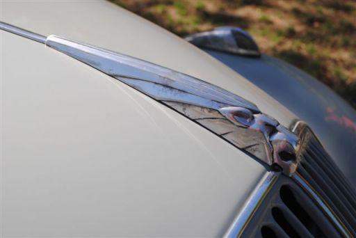 Peugeot 202 Latie Lion Capot