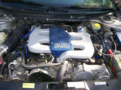dodge intrepid V6 4