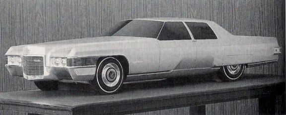 Cadillac 1971 clay 4
