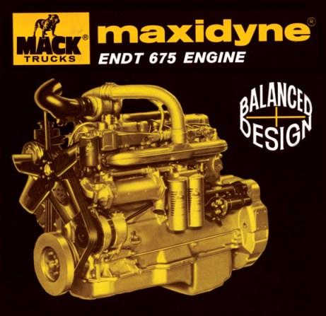 Mack maxidyne