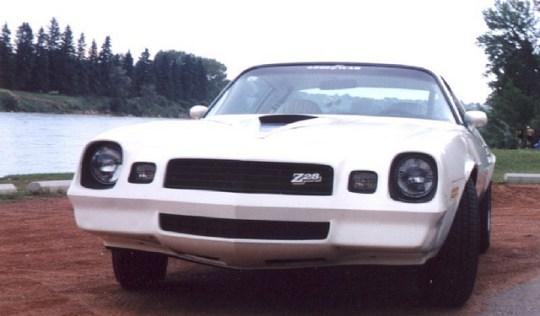1978 Chevrolet Camaro Z28 front
