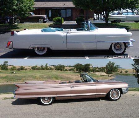 Cadillac 1955 conv crop-vert