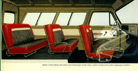 Chevrolet 1964 Suburban int
