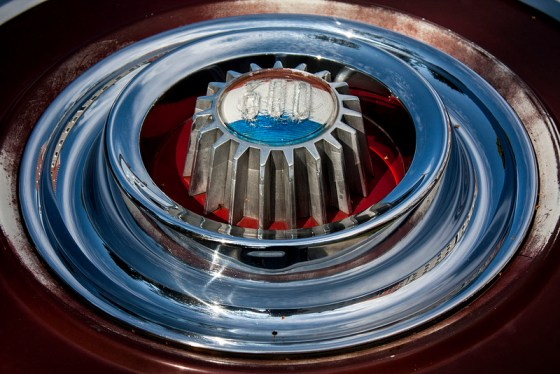 Chrysler 1960 300F ringf