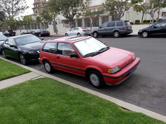 Honda 1986 Civic Si fq