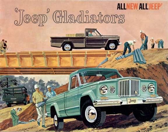 Jeep Gladiator 1962 -01