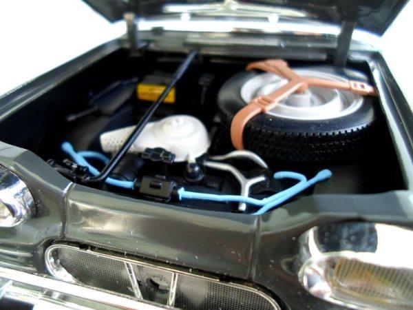 Citroen Ami 6 engine