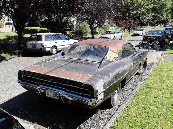 Dodge Charger 1970 rq