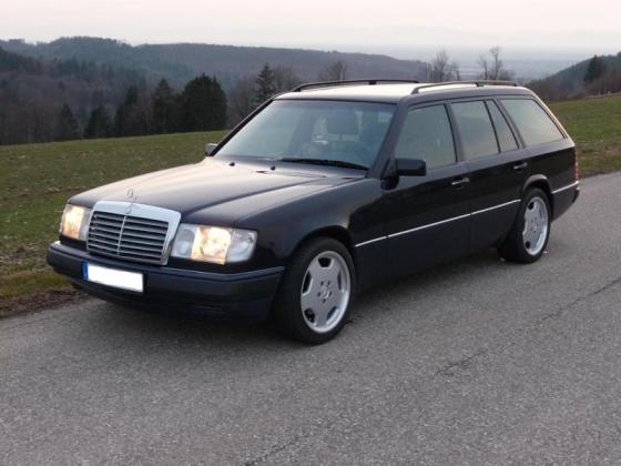 Mercedes W124 wagon