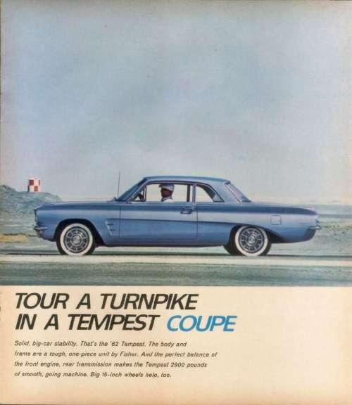 Pontiac 1962 Tempest br