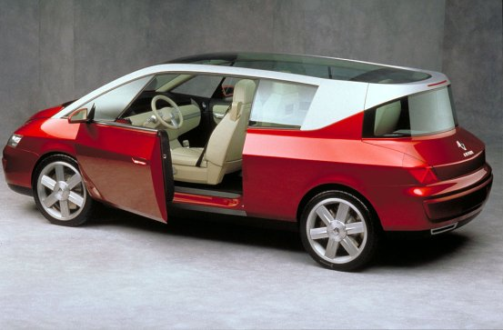 Renault Avantime Ia
