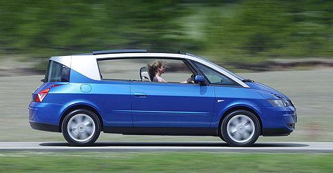 Renault Avantime side 2