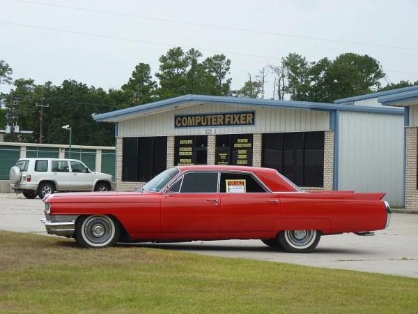 1964 Cadillac left side