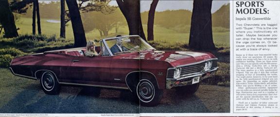 Chevrolet 1967 SS conv