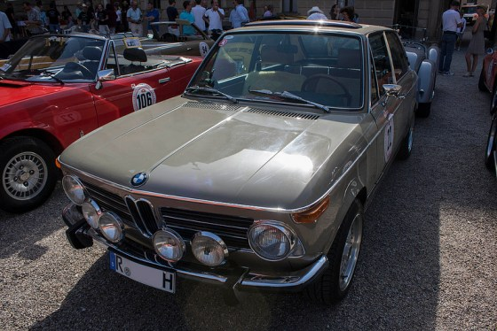 BMW 2002 touring f