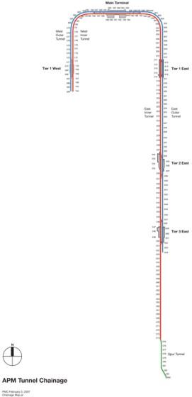08 Chainage Map