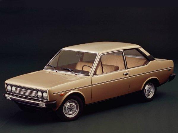 1974 Fiat 131 Mirafiori
