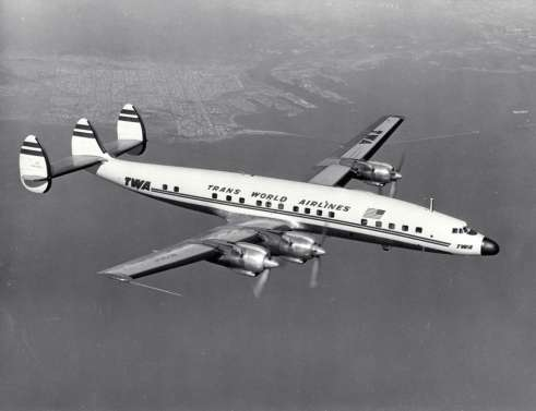 Lockheed _L-1649_Constellation_TWA