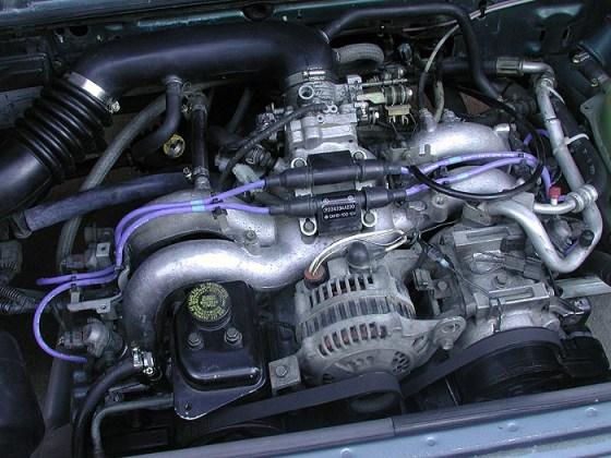 Subaru Vanagon