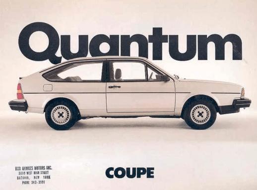 VW Quantum coupe