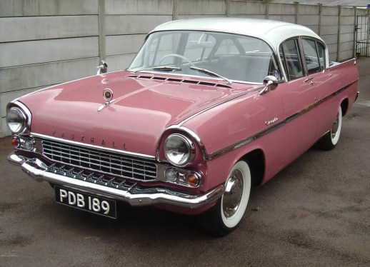 Vauxhall 1958 Cresta 1