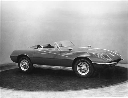 Vauxhall HA concept 1963