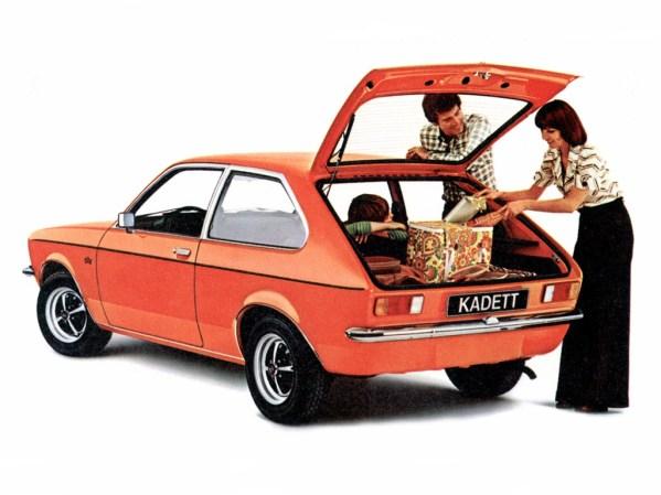1975 Opel Kadett City