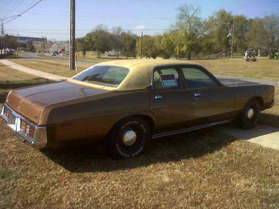 Curbside Classic: 1978 Dodge Monaco – Dark Days For Dodge