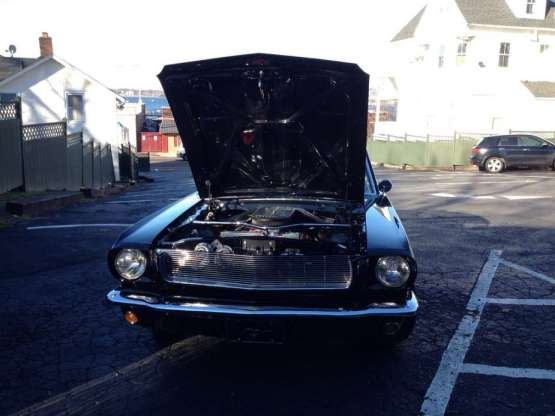 Mustang 1965 fastback engine