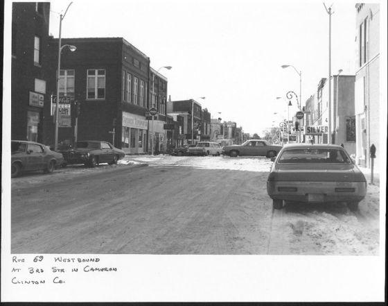 cameron mo street scene
