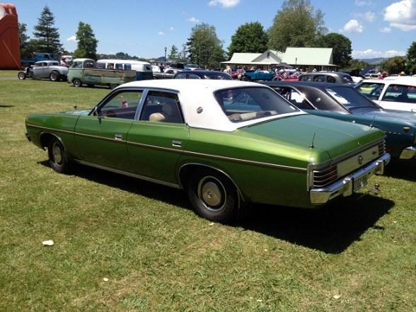 12. 1978 Chrysler Valiant SE
